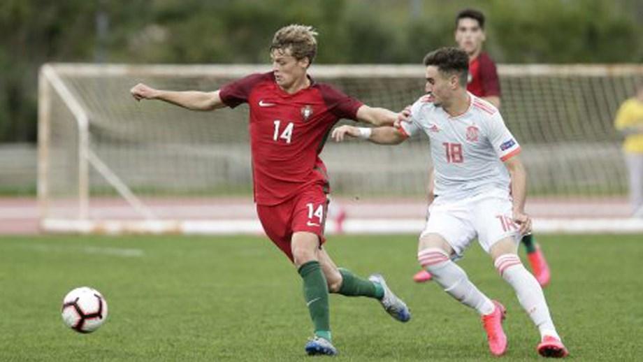 Portugal perde com a Espanha na última jornada do Torneio Internacional do Algarve