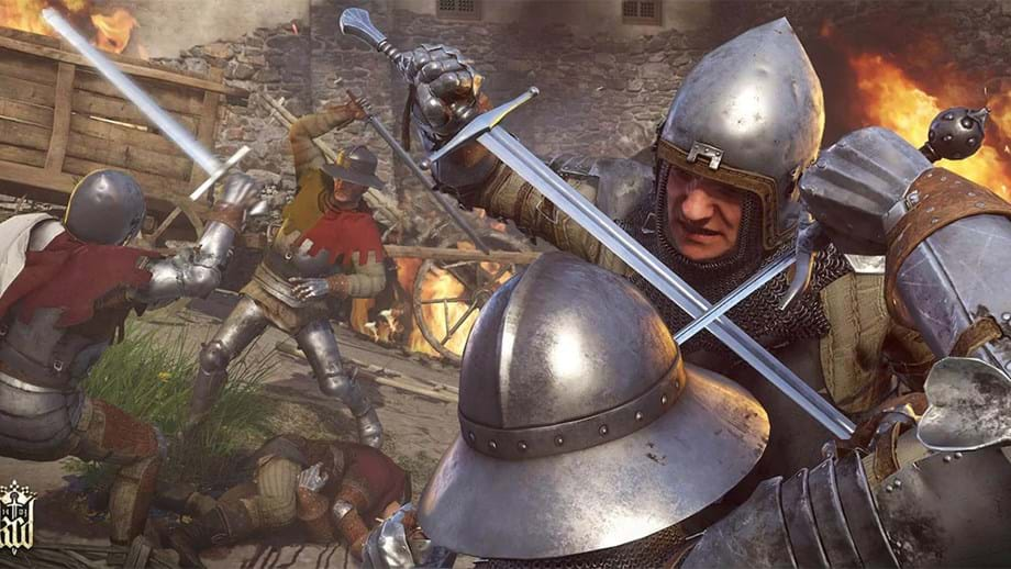 Aztez e Kingdom Come: Deliverance gratuitos na Epic Games Store