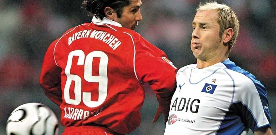 Bixente Lizarazu (69) - Bayern Múnich