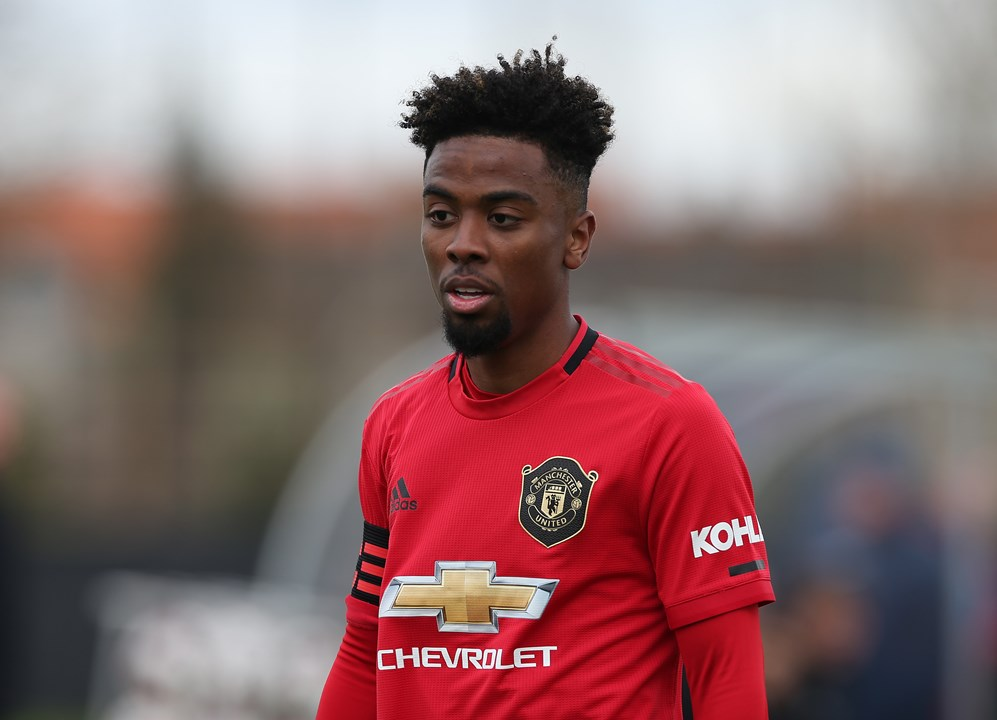 Angel Gomes (Inglaterra/Manchester United)