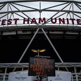 Oito jogadores do West Ham com sintomas de coronavírus