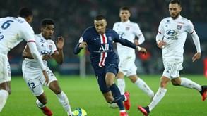Lyon-PSG: Anthony Lopes na luta pela final da Taça de França