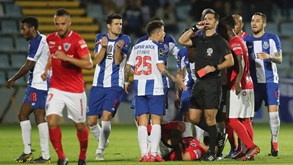Os casos do Santa Clara-FC Porto: especialistas Record analisam os lances polémicos