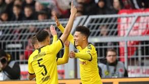 Bor. M'gladbach-Bor. Dortmund: luta intensa pelo terceiro lugar da Bundesliga