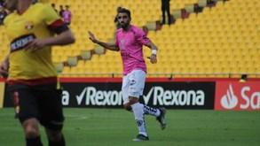 Inde. del Valle-Júnior: adversários do Flamengo de Jorge Jesus travam forças na Libertadores