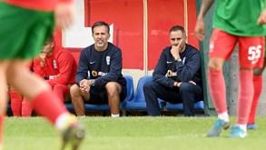 José Gomes analisa equipas em casa