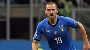 Jogador da Juventus não esquece médicos que lhe salvaram o filho em 2012 e doa 120 mil euros