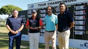 Tour Championship em Troia: Pedro Lencart no 5.º lugar e Jamie Abbott campeão