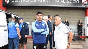 Bronca na Argentina: River Plate falha jogo por causa do coronavírus, fecha estádio e arrisca pesada sanção