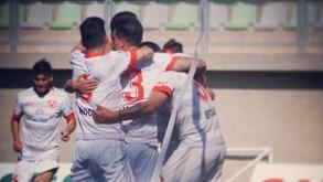 San Luis-Deportes Copiapo: formações com mau arranque na 2.ª divisão chilena