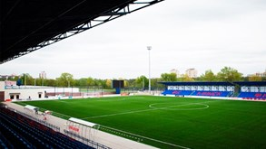 FC Isloch-Neman Grodno: rola a bola na Bielorrússia