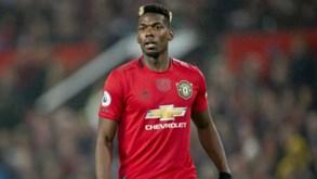 Pogba pode sair do Manchester United por 100 milhões