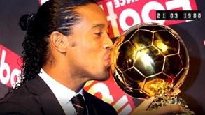Resultado de imagem para aniversário de Ronaldinho