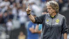 Jorge Jesus regressa a Portugal