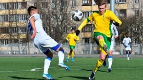 Neman Grodno-FC Vitebsk: fecho de jornada na Bielorrússia