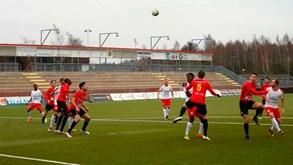 Arameiska-Syrianska-IFK Stocksund:para fechar a pré-temporada