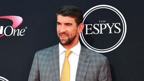Phelps e o adiamento de Tóquio'2020: «Espero que não aumente o número de suicídios»