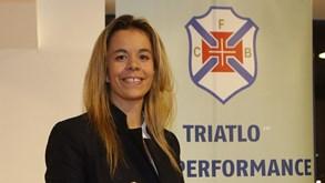 Anaïs Moniz saiu do triatlo por falhar sonho olímpico em dose dupla