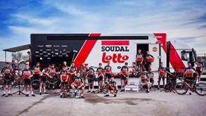 Ciclistas da Lotto cortam nos salários para ninguém ser despedido