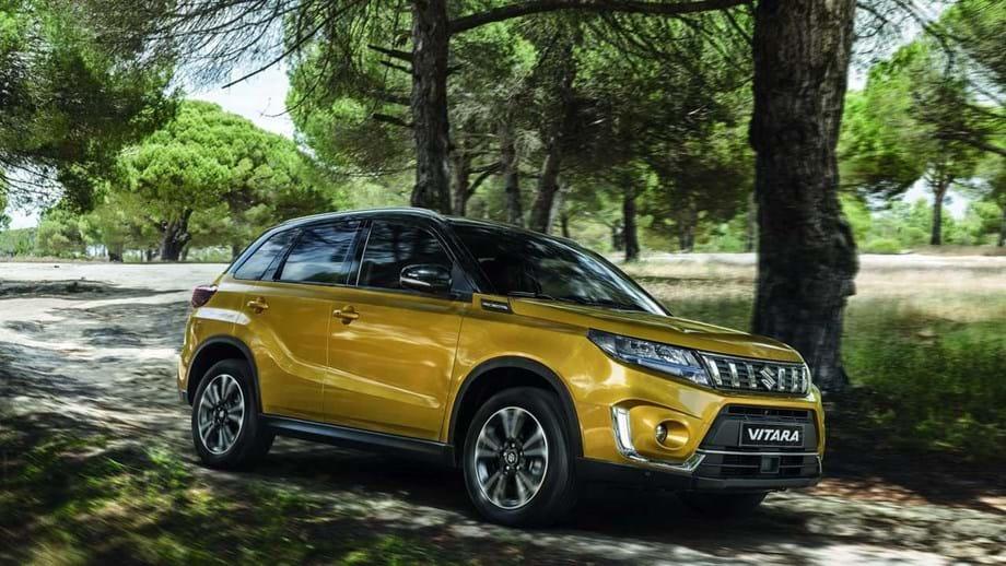 Suzuki Vitara: A solução híbrida