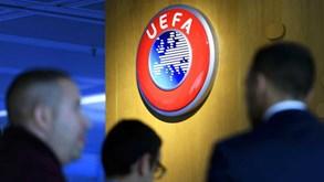 Já arrancou a reunião da UEFA com os secretários-gerais das 55 federações