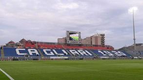 Cagliari corta salários por iniciativa dos jogadores