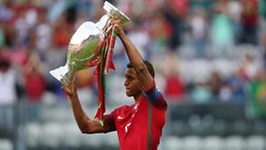 Da conquista do Euro aos tempos de Sporting e United: Nani recorda melhores momentos da carreira