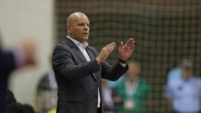 Associação de treinadores louva prémio conquistado por Jorge Braz