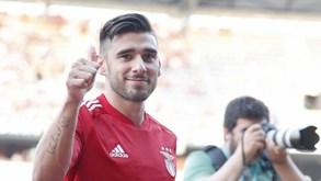 Salvio revela o melhor assistente que já teve e coloca dois ex-rivais no onze do FIFA