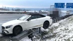 Jérôme Boateng despistou-se de carro... e ainda vai ser multado pelo Bayern