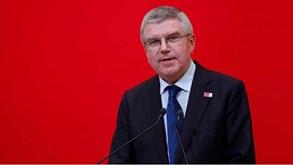 Presidente do COI rejeita que adiamento de Tóquio'2020 tenha sido demasiado tarde