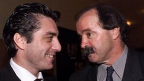 Paulo Futre e uma palestra de Artur Jorge: «Foi de génio e empurrou-nos com energia»