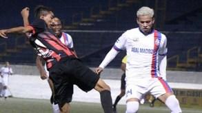 Diriangén FC-Real Madriz: forasteiros atravessam momento negativo
