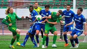 FC Gorodeya-BATE Borisov: visitantes procuram entrar nos eixos
