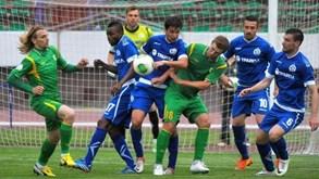 FC Vitebsk-FC Slavia Mozyr: equipas com arranque semelhantes na prova