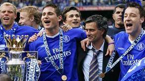 Mourinho venceu Premier League há 15 anos: o título que previu ainda antes do início da época