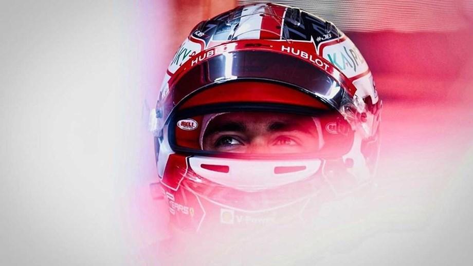 Charles Leclerc vence Grande Prémio da Austrália... na PlayStation