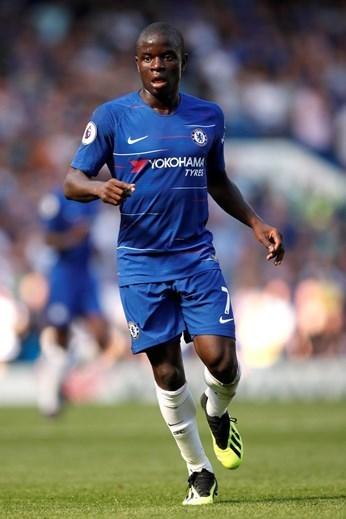 20. N'Golo Kanté (Chelsea), 80M € (100M €)
