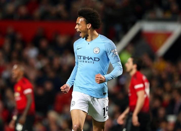 18. Leroy Sané (Manchester City), 80M € (100M €)