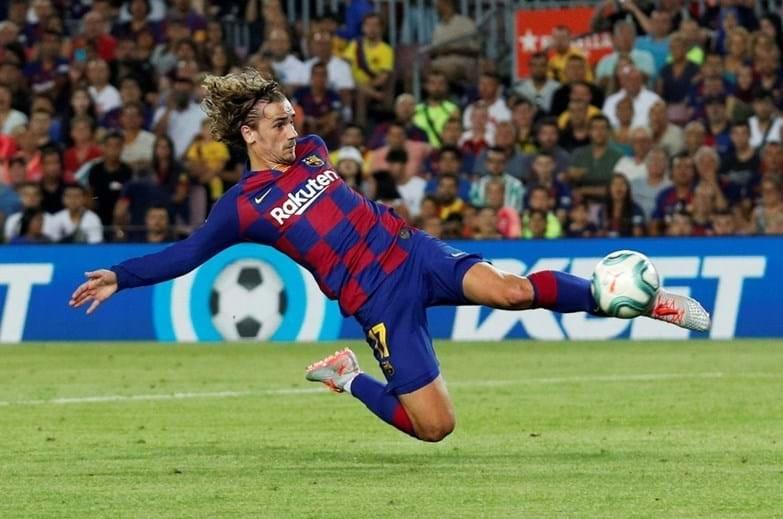 11. Antoine Griezmann (Barcelona), 96M € (120M €)