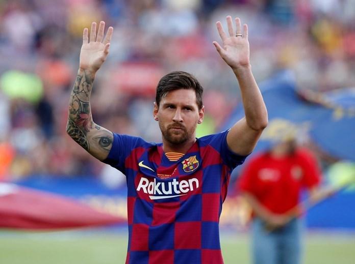 9. Lionel Messi (Barcelona), 112M € (140M €)