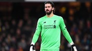 Alisson (guarda-redes) - Liverpool