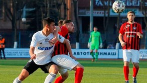 Neman Grodno-Ruh Brest: equipas com saldo de golos sofridos e marcados neutro