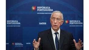 Marcelo pede 'sobressalto na alma europeia' e União com 'solidariedade de facto'