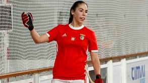 Marta Piquero despede-se do Benfica