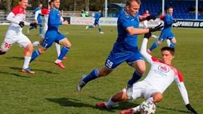 Slutsk-Ruh Brest: equipas defrontam-se pela primeira vez na história