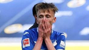 Paderborn-Hoffenheim: nenhum venceu os seus últimos cinco jogos