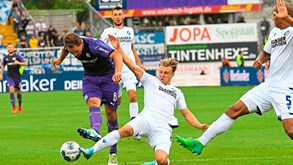 Greuther Furth-Osnabrück: equipas em fases distintas