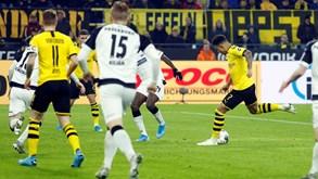Paderborn-Borussia Dortmund: visitantes procuram retomar rumo ganhador