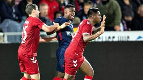 Midtjylland-AC Horsens: equipa da casa embalada rumo ao título